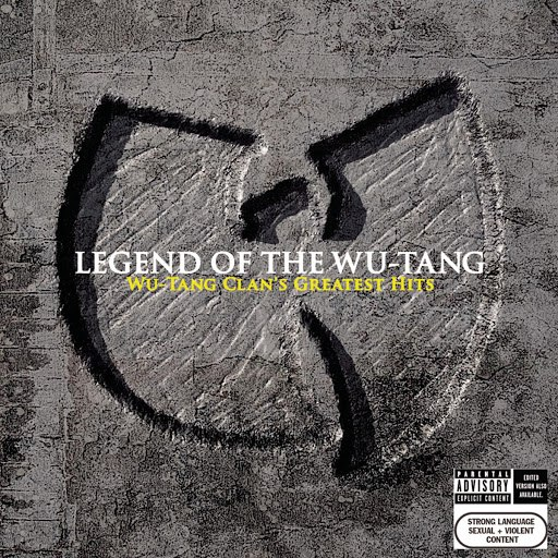 Wu-Tang Clan альбом Legend Of The Wu-Tang: Wu-Tang Clan's Greatest Hits