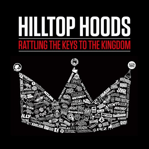 Hilltop Hoods альбом Rattling The Keys To The Kingdom