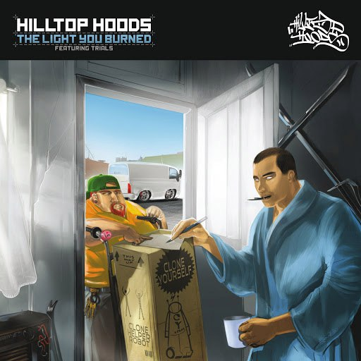 Hilltop Hoods альбом The Light You Burned