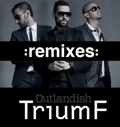 Outlandish альбом TriumF (Remixes)
