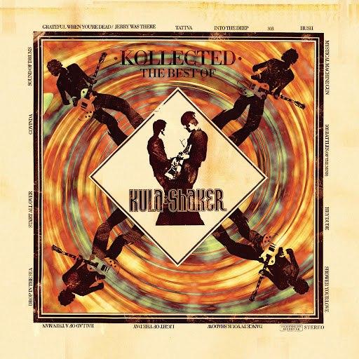 Kula Shaker альбом Kollected - The Best Of Kula Shaker