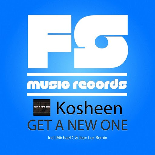 Kosheen альбом Get a New One (Progressive Remixes)