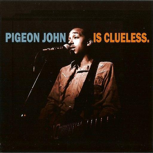 Pigeon John альбом Pigeon John Is Clueless