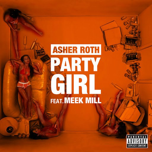 Asher Roth альбом Party Girl