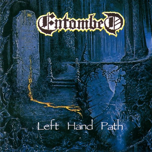 Entombed альбом Left Hand Path