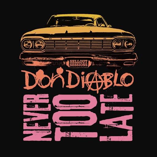 Don Diablo альбом Never Too Late