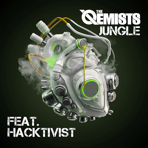 The Qemists альбом Jungle