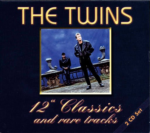 The Twins альбом 12 Inch Classics And Rare Tracks