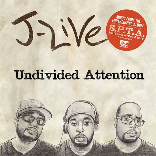 J-Live альбом Undivided Attention EP