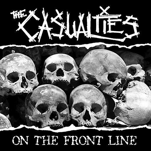 The Casualties альбом On The Front Line