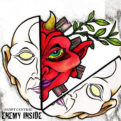 Egypt Central альбом Enemy Inside (Acoustic)