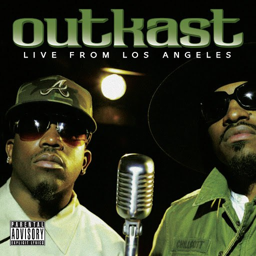 Outkast альбом Live From Los Angeles