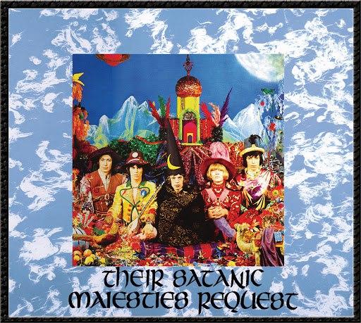 The Rolling Stones альбом Their Satanic Majesties Request
