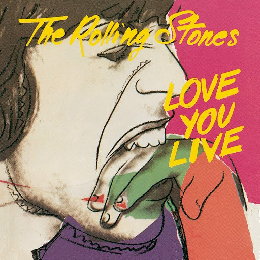 The Rolling Stones альбом Love You Live