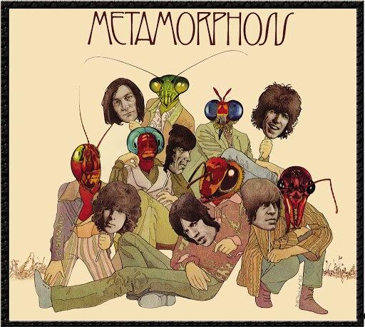The Rolling Stones альбом Metamorphosis
