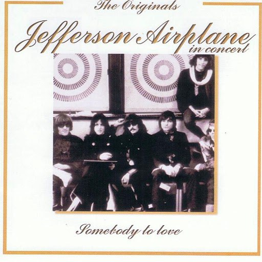 Jefferson Airplane альбом In Concert