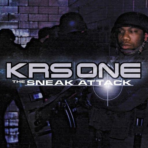KRS-ONE альбом The Sneak Attack (Parental Advisory)