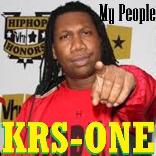 KRS-ONE альбом My People