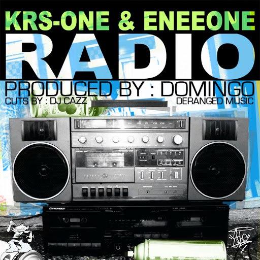 KRS-ONE альбом Radio