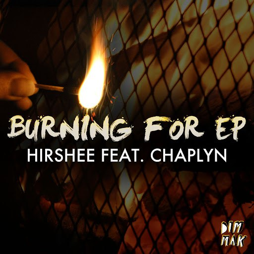 Hirshee альбом Burning For EP