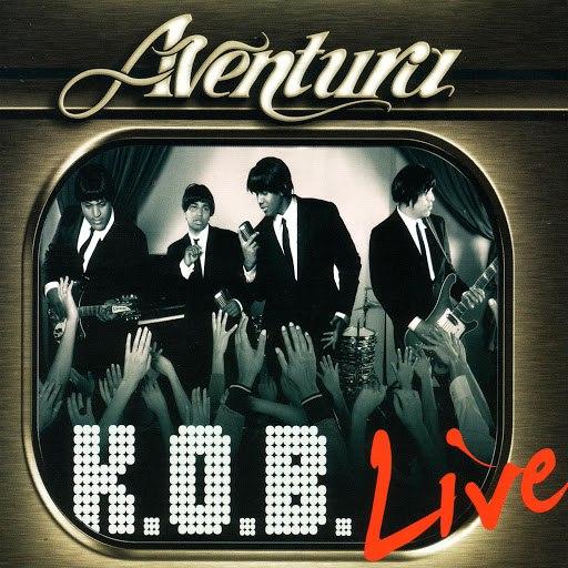 Aventura альбом K.O.B. Live