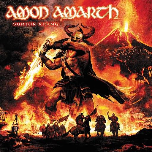 Amon Amarth альбом Surtur Rising