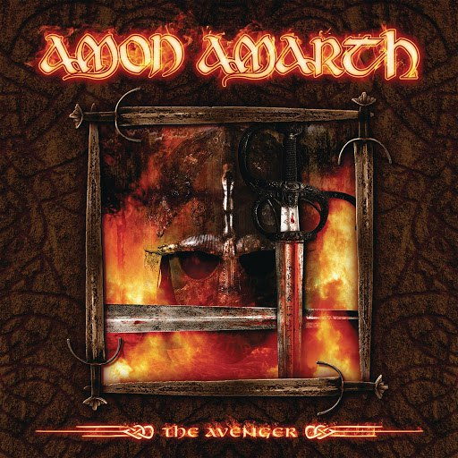 Amon Amarth альбом The Avenger (Bonus Edition)