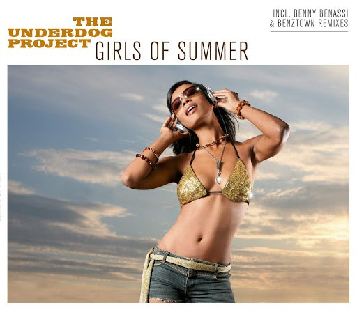 The Underdog Project альбом Girls Of Summer (Maxi-CD) (US Only)