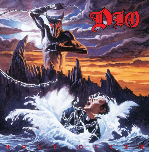 Dio альбом Holy Diver (Remastered)