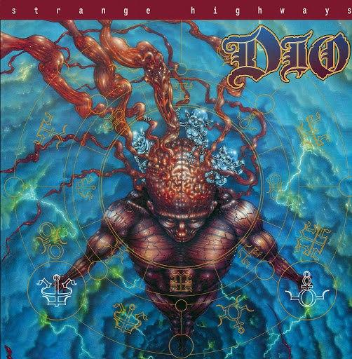 Dio альбом Strange Highways (Remastered)
