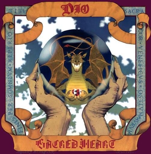 Dio альбом Sacred Heart (Remastered)
