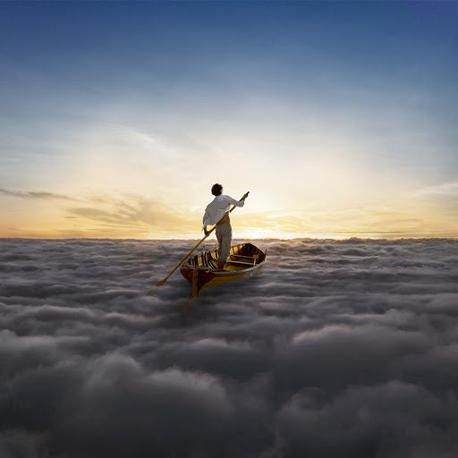 Pink Floyd альбом The Endless River (Deluxe)