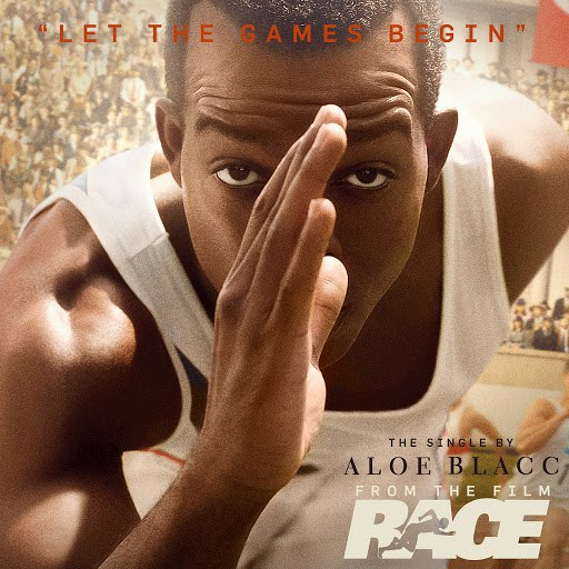 """Aloe Blacc альбом Let The Games Begin (From The Film """"Race"""")"""