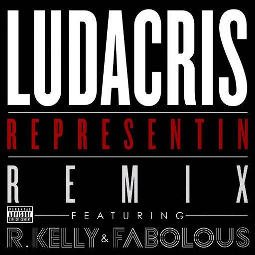 Ludacris альбом Representin (Remix Explicit Version)