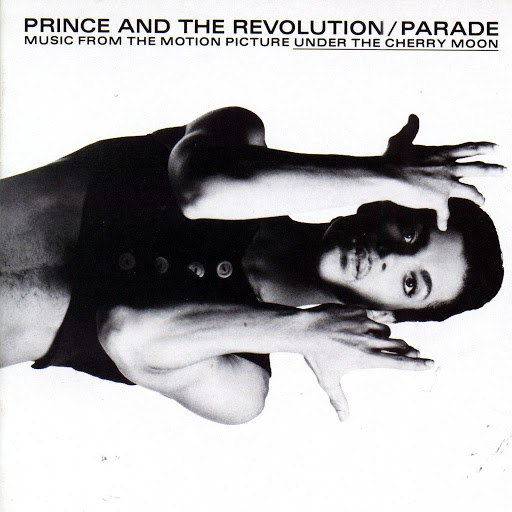 Prince альбом Parade - Music From The Motion Picture Under The Cherry Moon