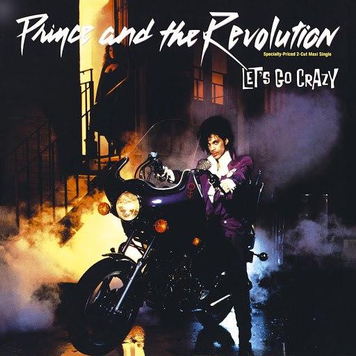 Prince альбом Let's Go Crazy