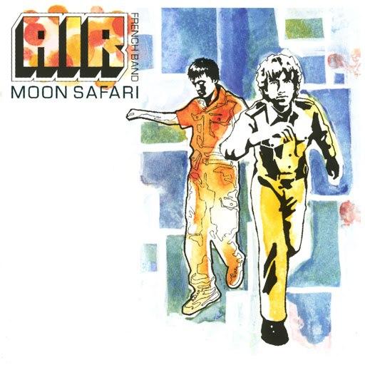 Air альбом Moon Safari
