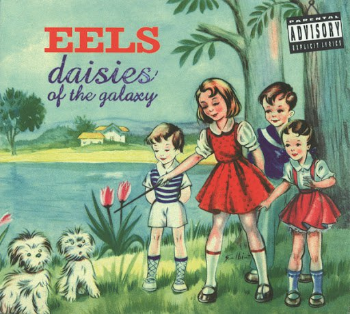 eels альбом Daisies Of The Galaxy