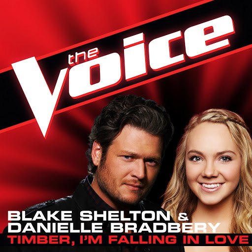 Blake Shelton альбом Timber, I'm Falling In Love (The Voice Performance)