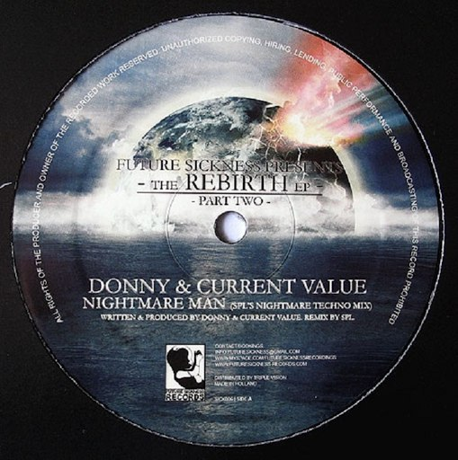 Current Value альбом The Rebirth EP - Part 2