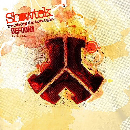 Showtek альбом The Colour of the Harder Styles (Defqon.1 Anthem 2006)