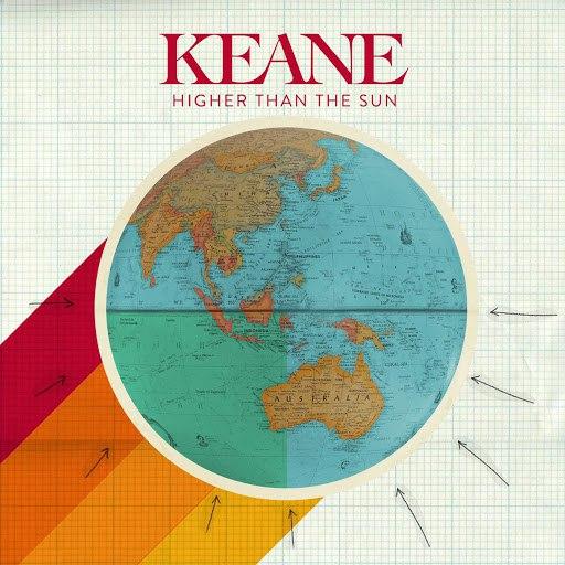 Keane альбом Higher Than The Sun