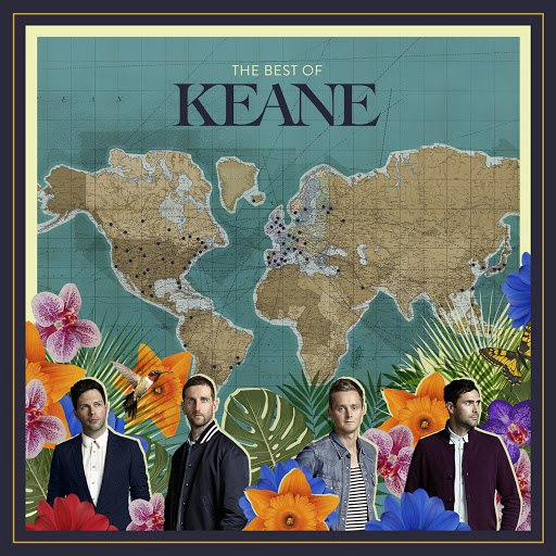 Keane альбом The Best Of Keane (Deluxe Edition)