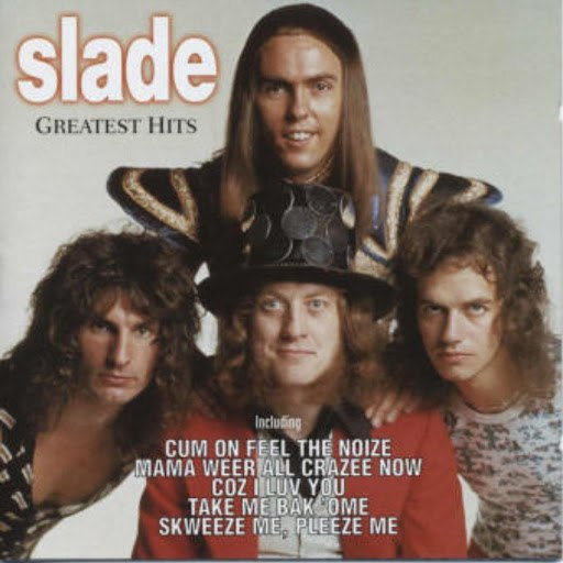 Slade альбом Everyday (As Featured in the Google Nexus 7 TV Ad)