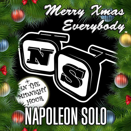 Napoleon Solo альбом Merry Xmas Everybody / In the Midnight Hour