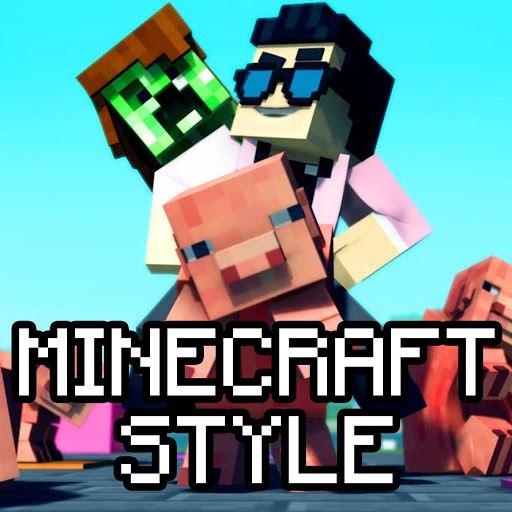 TryHardNinja альбом Minecraft Style