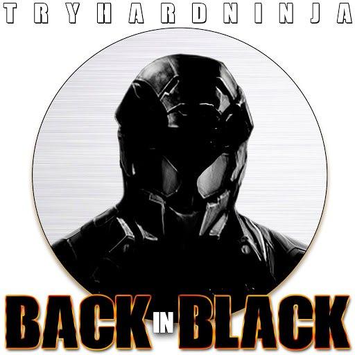 TryHardNinja альбом Back in Black