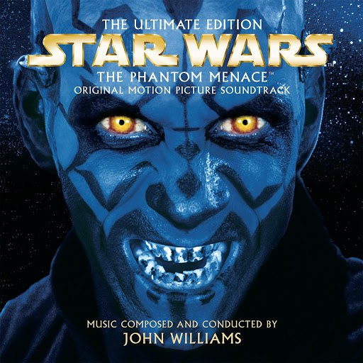 John Williams альбом Star Wars: The Phantom Menace - The Ultimate Edition (Original Motion Picture Soundtrack)