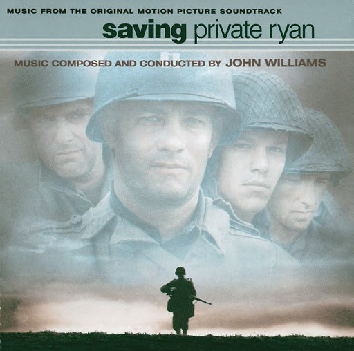 John Williams альбом Saving Private Ryan (Music From The Original Motion Picture Soundtrack)