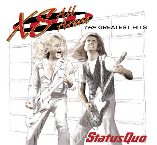 Status Quo альбом XS All Areas - The Greatest Hits